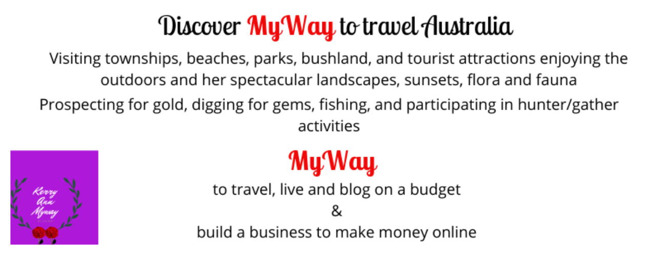 Kerry Ann Myway – a lifestyle blogging.